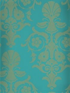 SD104 - Wallpaper | Splendor: A Damask Collection | AmericanBlinds.com