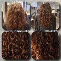 Capella Salon Studio City - Hair and Skin Care - Deva Curl - Got Curl Products - Before / After Hair Photos – Long to Short Hair Transformations Curly Hair Tips, Curly Hair Care, Wavy Hair, Curly Hair Styles, Natural Hair Styles, Curly Girl, Permed Hairstyles, Pretty Hairstyles, Headband Hairstyles