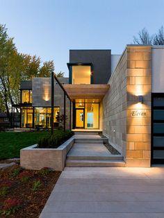 Modern Exterior Design Ideas, Pictures