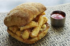 The Chip Butty is back! - Gideon Hart Food Photography