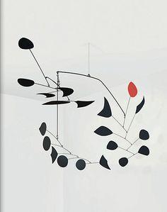 Alexander Calder - Rouge triomphant - Contemporary Sale - Christie's - 2012