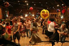 To all you contra dancers I apologize when I say, contra dancing was much more fun than I thought it would be. Fantastic live music, really friendly and helpful people, swirly skirts. Contra Dancing, Hall Decorations, Real People, Live Music, Organizers, Dancers, More Fun, Signage, First Love