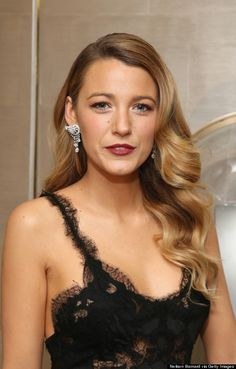 blake lively - with hair like the sun