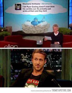 don't deny it Ryan