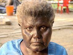 Boa Sr, derradeira falante de bo, língua de 65 mil anos desaparecida com ela em 2010