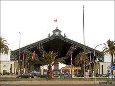 estacion central santiago