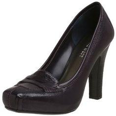 Nine West Women's Alimona Platform Loafer,Dark Purple Leather,7 M (Apparel) http://www.amazon.com/dp/B001BBY42C/?tag=yogspi0e-20 B001BBY42C