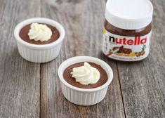 2 Ingredient Nutella Mousse | Kirbie's Cravings | A San Diego food blog