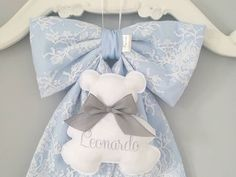 Felt Diy, Baby Room Decor, Christening, Baby Love, Nursery, Baby Shower, Bows, Embroidery, Sewing