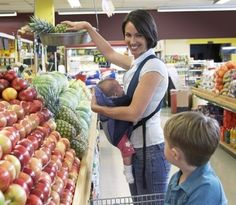 Lower Your Cholesterol: Food Shopping Tips