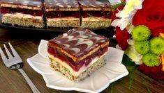 Wiśniowa pokusa Tiramisu, Nutella, Ale, Food And Drink, Polish, Baking, Ethnic Recipes, Desserts, Super