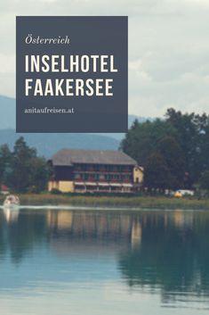 Lange Zeit war das Hotel auf der autofreien Insel mitten im Faakersee nur dem Adel vorbehalten. Deshalb kennen es selbst Einheimische oft nicht. Sehr zu empfehlen ist es auch als Ausflugsziel: Die paar Minuten Bootsfahrt entschleunigen und werden von Kaffee und Kuchen auf der Terrasse abgerundet.  #travel #reisen #reiseblog #österreich #kärnten #sommerurlaub #hochzeitslocation #see #faakersee #hoteltipp #tipp #villach #insel #faak