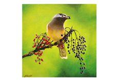 Oil Paintings, Bird Feeders, Outdoor Decor, Home Decor, Homemade Home Decor, Oil On Canvas, Decoration Home, Teacup Bird Feeders, Interior Decorating