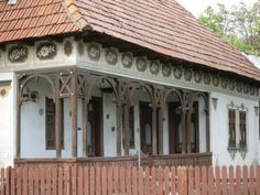 1000+ images about Fairy Tales from Romania on Pinterest | Romania, Carpathian… Architecture Old, Architecture Details, Style At Home, Gazebo, Pergola, Places Worth Visiting, Wooden Terrace, Bucharest Romania, Home Fashion
