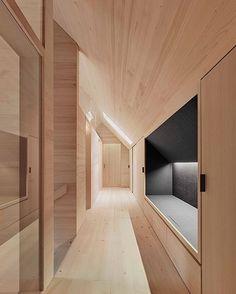 Galerie k příspěvku: Moderní dřevěný dům se sedlovou střechou   Architektura a design   ADG
