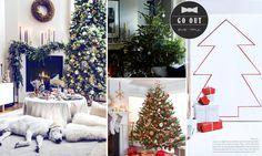 ΜΙΑ ΔΙΑΦΟΡΕΤΙΚΗ ΧΡΙΣΤΟΥΓΕΝΝΙΑΤΙΚΗ ΔΙΑΚΟΣΜΗΣΗ! Eve, Christmas Tree, Table Decorations, Holiday Decor, Furniture, Home Decor, Teal Christmas Tree, Decoration Home, Room Decor