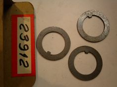 023912 Lock washer / Spärrbricka via EHR  Motor - Reservdelar till Gilera Touring, Piaggio Ciao. Click on the image to see more!