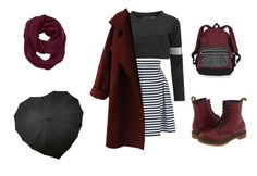 """""""Unbenannt #1"""" by pirincess03 ❤ liked on Polyvore featuring Jane Norman, Norma Kamali, Dr. Martens, Victoria's Secret and Athleta"""