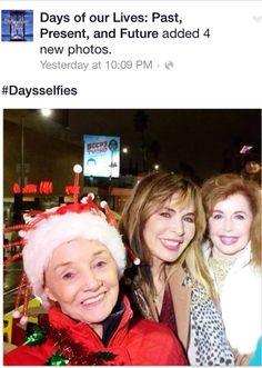 Caroline, Kate and Maggie