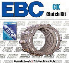 EBC Heavy Duty Clutch Kit CK2332