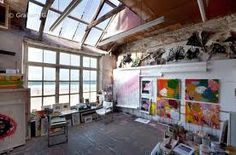 porthmeor studios - St Ives