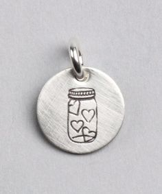 Loving this Sterling Silver Expressions Full of Love Charm on zulily (because hearts are just always a good thing).
