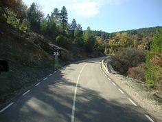 Por la serranía conquense, en ruta hacia Beamud