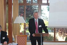 Jim Walker (Lake District Estates) Eden Tourism Network Chairman and Chair of the 2015 Eden Tourism Summit.
