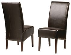 Ralph Dining Chair - contemporary - dining chairs and benches - Masins Furniture