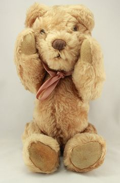 Extremely Rare Collectible Laurel Teddy Bear by LauraWilsonsAttic