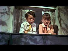 Mary Poppins - Flying Nanny Scene