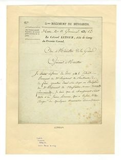 Anne-Charles Lebrun - Duke of Plaisance - Autographed 1804 Document (DS), 2016 Amazon Top Rated Contracts  #Collectibles