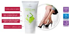 Crema Vein Care pentru varice cu extract de lipitori excelenta pentru probleme cu picioarele umflate sau sindrom de picioare grele. Contine hirudina din saliva de lipitori Personal Care, Store, Products, Varicose Veins, Self Care, Personal Hygiene, Larger, Shop, Gadget