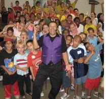 I Do Kids Magic... Birthday Parties, Library Shows, Fairs, Festivals, Camps...etc.