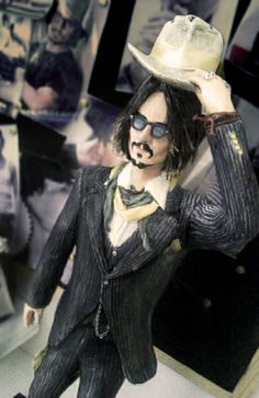 Johnny Depp - Action figure