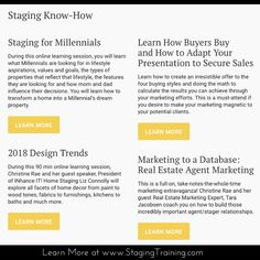 Stagers, want to advance your careers? Thinking about starting a staging business? If so, here's a small glimpse of what we offer at Staging Training! Click the link in the bio to discover all of our upcoming certification courses, webinars, designations and products. We teach the business of staging.     Still reading? I'll share more! :) CSP International™ Business Training Academy:A World Leader In Staging Certification. Our Mission. CSP International™ Business Training Academy's mission… Effective Teamwork, Grace Home, Intensive Training, Training Academy, Innovative Ideas, World Leaders, Home Staging, Curriculum, Teaching