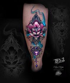 Mandala tattoo,girl tattoo,tattoo girly,diamannt tattoo,diamant,best tattoo,tattoo vorlage,tattoo flash,flower tattoo,pfingstrose,pfingstrose tattoo,manala work,best mandala,ted bartnik,surf-ink-tattoo,ted2,watercolor flower,watercolor tattoo,wasserfarben tattoo,aquarell tattoo,mädchen tattoo,rose tattoo,tattoo schön,amazing tattoo,tattoo idea,tattoo idee,bein tattoo,anhänger tattoo,briliant tattoo,diamanten tattoo,best tattoo, Flower Watercolor Tattoo, Mädchen Tattoo, Tattoos, Aquarell Tattoo, Mandala, Girly, Beste Tattoo, Ink, Amazing