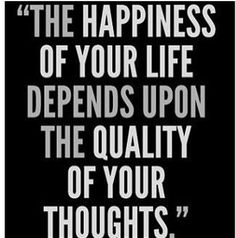 Happiness in life ....