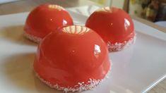 Mirror Mousse Mini cakes   Berry Mousse   White Chocolate Mousse Recipe
