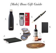 What To Get Your Male Boss Christmas Presents