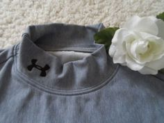 NEW UNDER ARMOUR WOMENS FITTED LONG SLEEVE TEE M~UA WOMENS BASIC LAYER TOP M