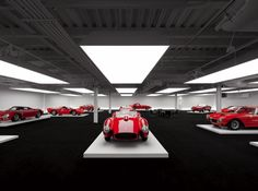 Inside Ralph Lauren's Garage
