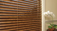 Faux Wood Blinds are an excellent alternative to the real thing for several reasons.