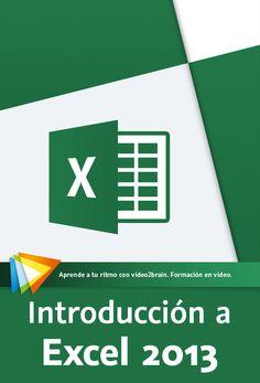 Descubre la nueva interfaz de MS Excel 2013, sus nuevas funciones y su nueva manera de trabajar.