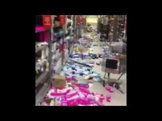 Earthquake 7.9 in New Zealand, November 14, 2016 - Terremoto en Nueva Ze...