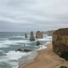 2 January 2016. D182. 12 Apostles. First impression: Wow! #hkig #igers #australia #Melbourne #greatoceanroad #12apostles #nature #travel by lam_cas http://ift.tt/1ijk11S
