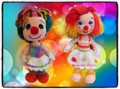 Ofelia Telis y Mamucha Crochet