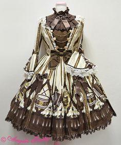 chocolat quartet Dress