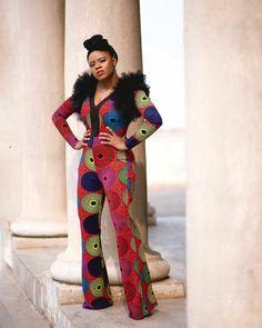 Slay in these head-turning, eye-popping ankara styles Ankara Jumpsuit, Ankara Skirt, Ankara Fabric, Black Birkenstock, Beautiful Ankara Styles, Wedding Jumpsuit, Plus Clothing, Latest Ankara Styles