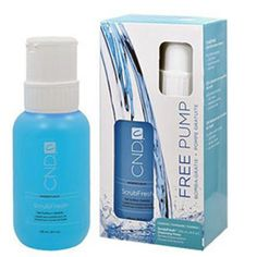 CND Scrubfresh Nail Surface Cleanser 8 Fl Oz with Free Pump *** To view further for this item, visit the image link.